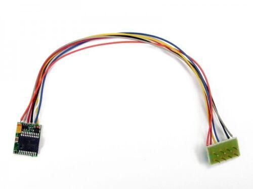 Kühn N025-P8 Lokdecoder DCC Motorola 8 poliger Stecker NEM 652