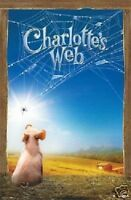 Charlottes Web Movie One Sheet Poster 22x34 Free Shipping
