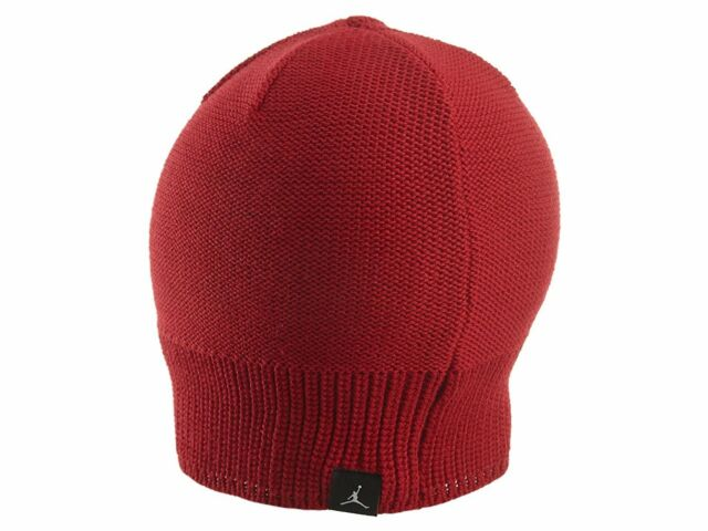 Buy Nike Air Jordan Beanie Mens Hat Red online  e60ebfc51b2