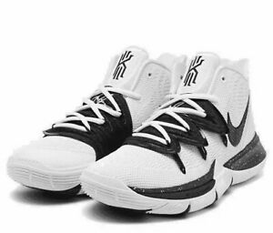 Nike Kyrie 5 TB Team Oreo White Black