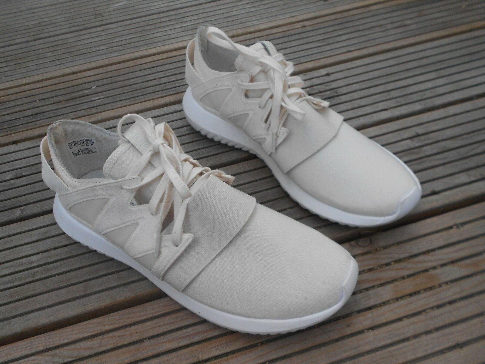 new arrivals c8bc6 264d9 WOMENS ADIDAS TUBULAR VIRAL W SZ - IN A GOOD CONDITION TRAINERS- 7 ...