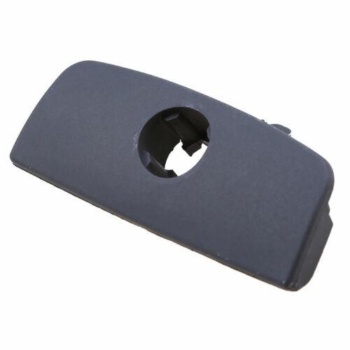 Car Storage Inner Armrest Glove Box Cover Lid Handle Lock Hole for VW Passat B5