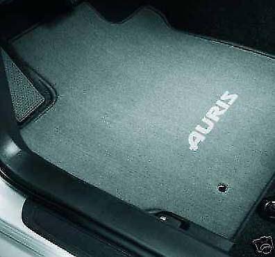 Genuine Toyota Auris Floormats New Black Carpet Mats PZ410-E0351-FA