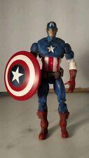 marvel universe 3.75 series 1 ultimate Captain America loose lot legend