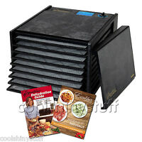 Excalibur 3900 Deluxe 9 Tray Food Dehydrator Ed3900