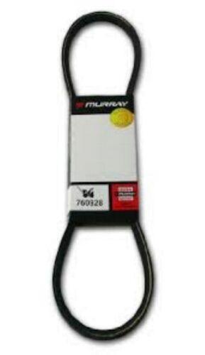OEM New Drive Belt 760928MA 37X132  Sears Craftsman Snow Blower Thrower