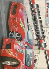 SP35 Clipping-Ritaglio 2005 Toyota MR-2 Celica 2000 Dynamic Duo