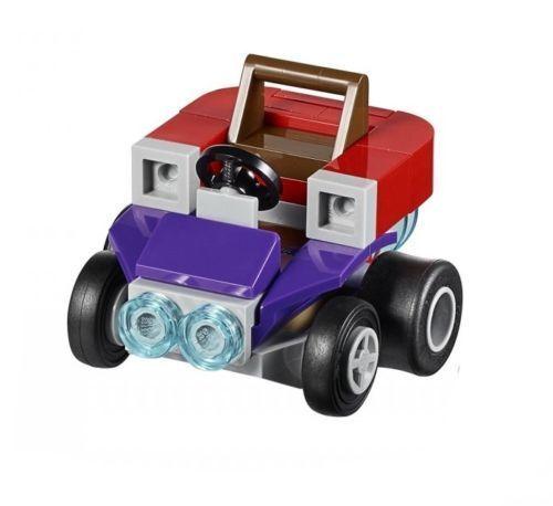 LEGO Marvel Super Heroes MAGNETO VEHICLE Car - NEW split from 76073 GENUINE