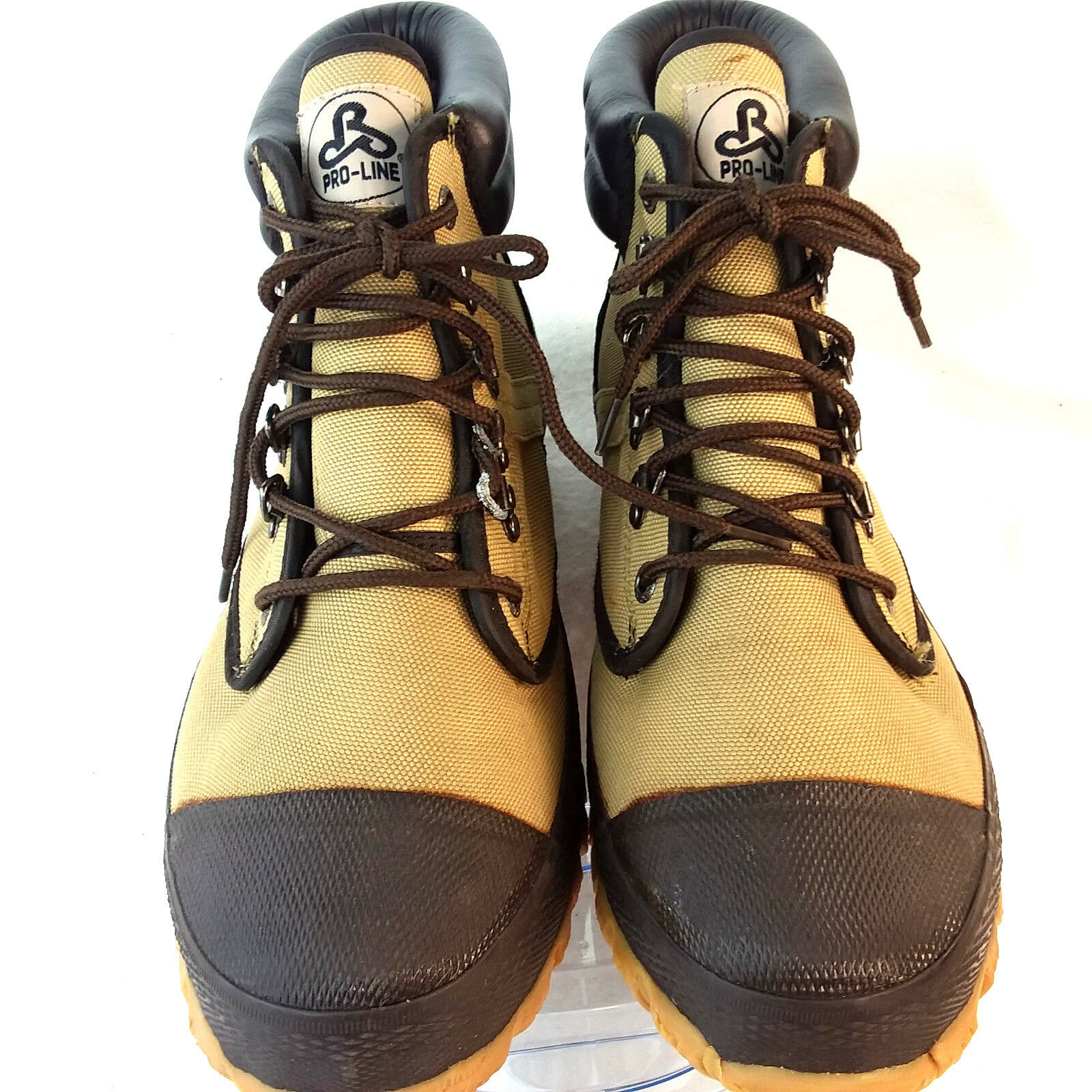 Pro-Line Mens Fishing Wading Boots Steel Shank Size 12