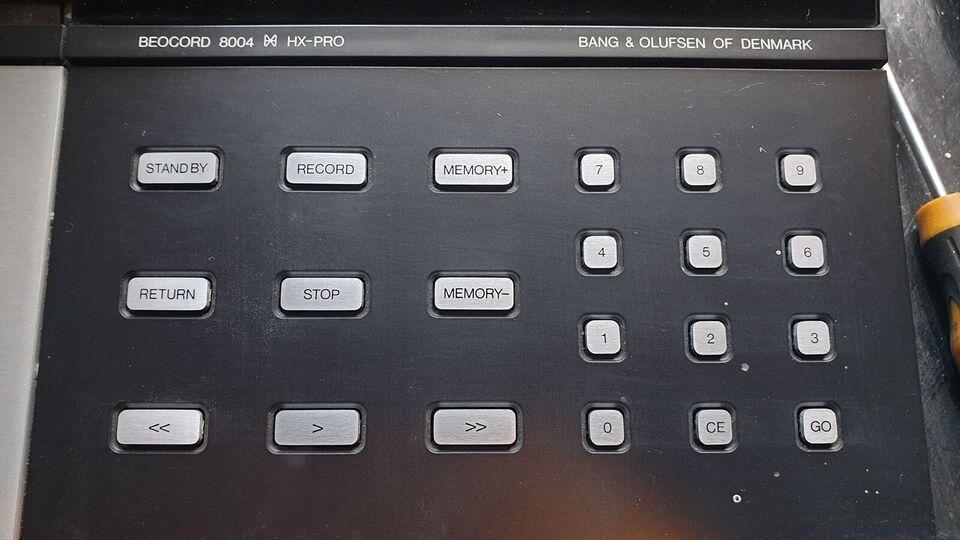 Båndoptager, Bang & Olufsen, 8004 HX PRO