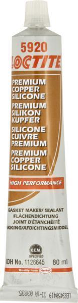 Loctite 5990 Silicone Copper