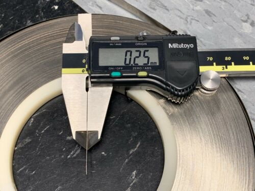 PURE Nickel Strip 15ft .25mm x 7mm battery spot welding DIY ebike US Seller