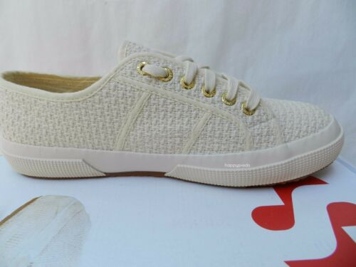 Sneakers 5 Uk6 Chaussures Ballerines Crochetw Femmes 40 Neuf Superga Tennis 2750 RqXw77