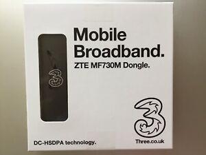 3G-USB-Mobile-Broadband-Dongle-ZTE-MF730M-Three-Network-42Mbps-Fastest-3G-Modem