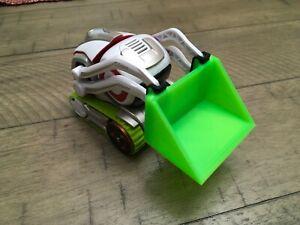 4 Color Cozmo /& Vector By Anki robot 3D printed Font end loader bucket