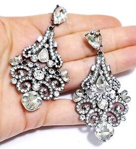 Bridal-Rhinestone-Chandelier-Earrings-Clear-3-1-in-Wedding-Jewelry