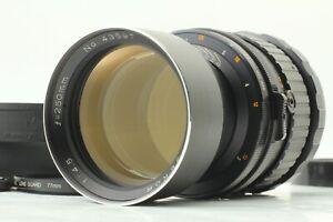 Exc-3-con-cappuccio-Mamiya-Sekor-250mm-f-4-5-Lente-per-RB67-DAL-GIAPPONE-139