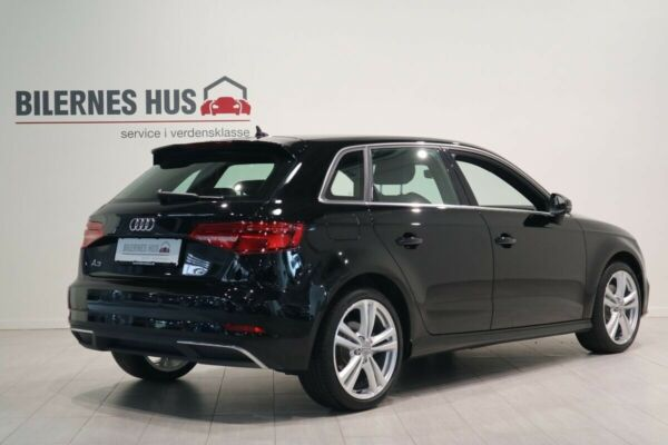 Audi A3 40 TFSi e S-line Sportback S-tr. - billede 1