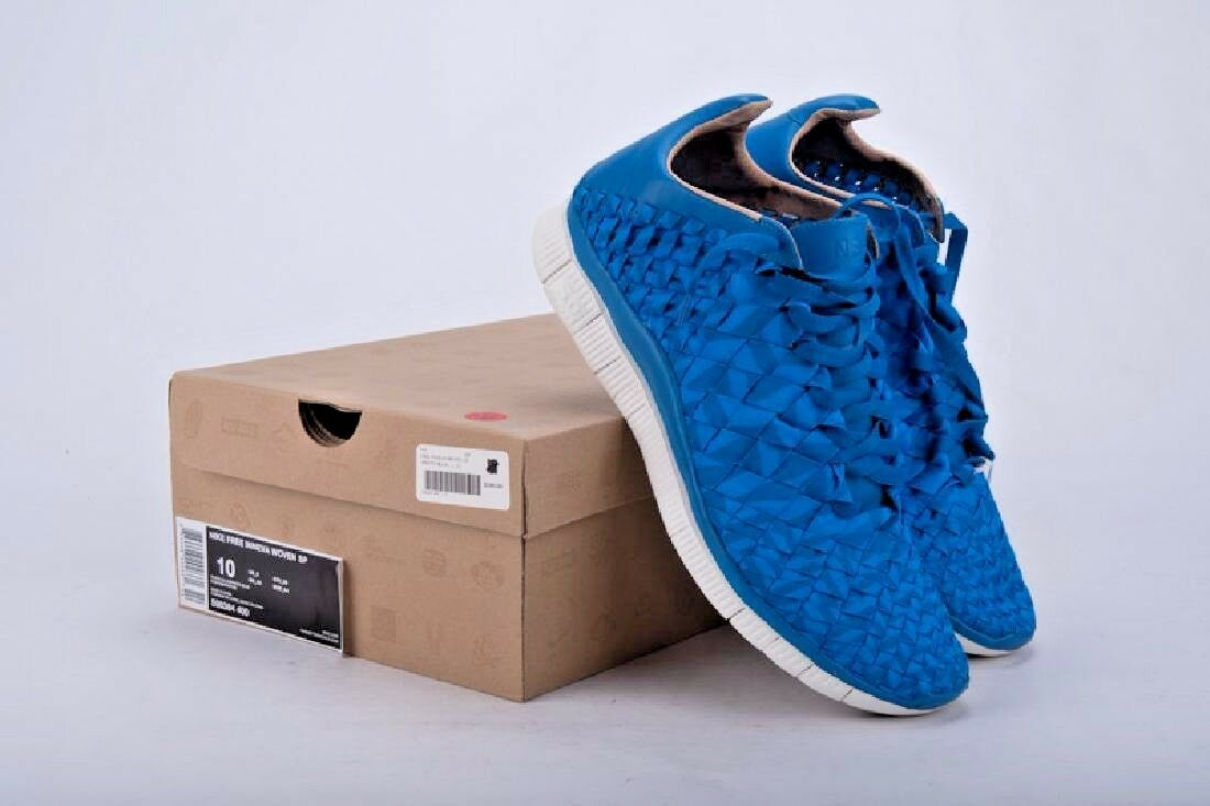 Rare Nike Photo Free inneva Woven SP Photo Nike Azul / photo Azul 598384 400 NIB New! 6eddbc