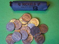 1966 Jefferson Nickel - 40 Coin Roll