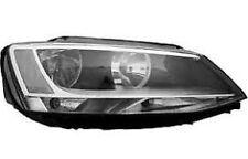 Volkswagen Jetta Headlight Unit Driver's Side Headlamp Unit 2011-2014