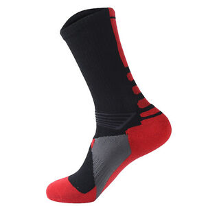 Men Women Riding Cycling Sports Socks Unseix Breathable Bicycle Footwear TO