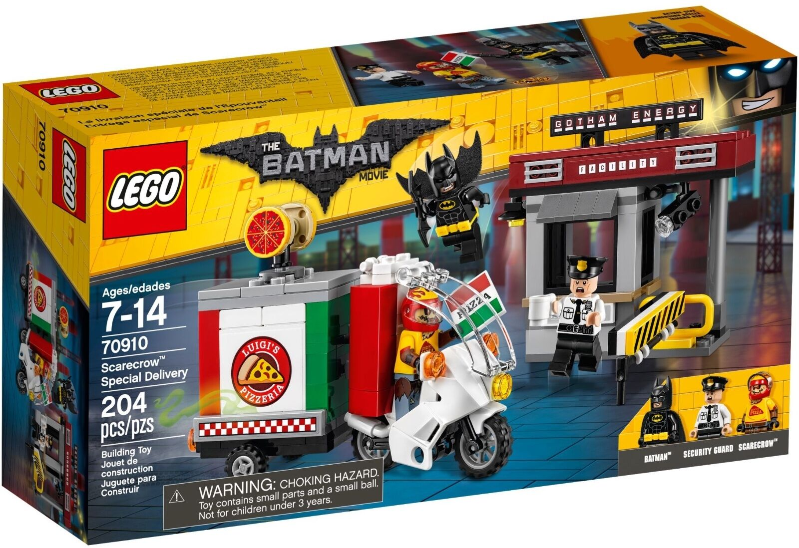 LEGO® THE LEGO® BATMAN MOVIE 70910 Scarecrows Speziallieferung NEU OVP NEW 70911  | Sale Online Shop