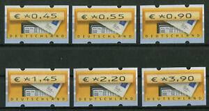 Bund-ATM-5-1-postfrisch-TS-8-BRD-Automatenmarken-Briefkasten-2006-MNH