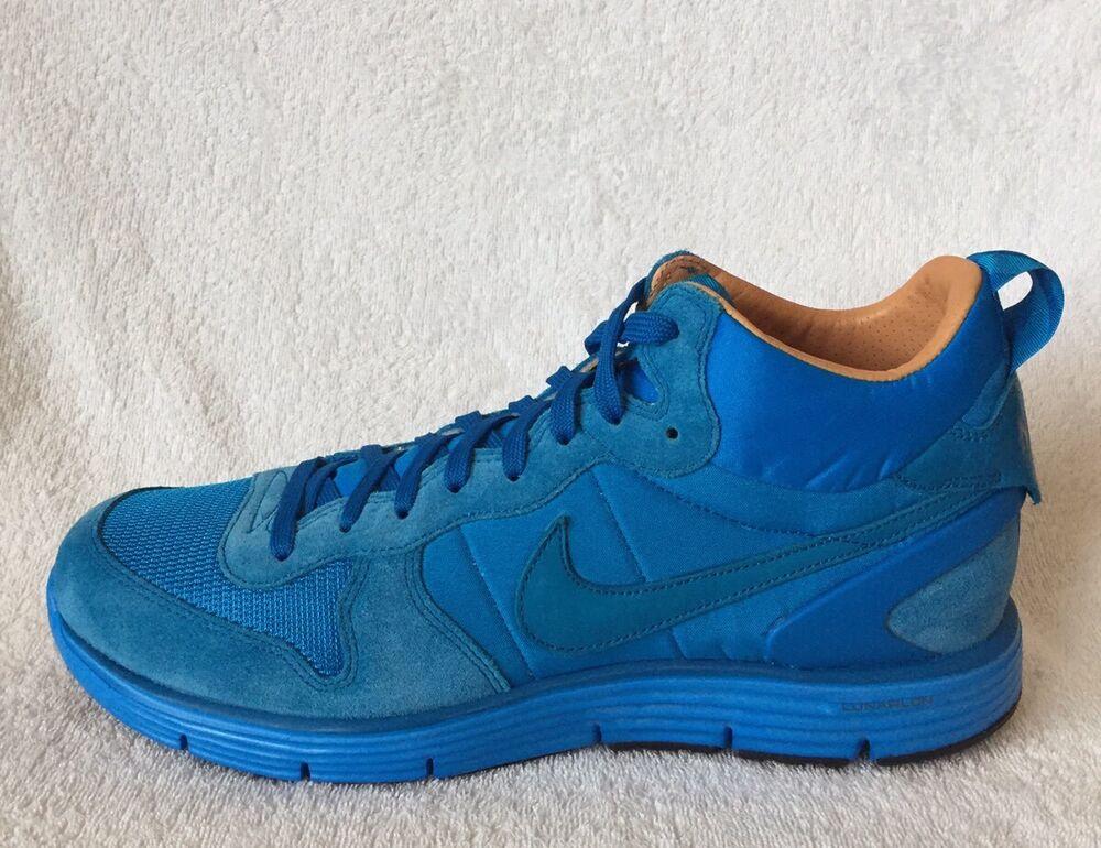 Nike Lunar Solstice MID SP NSW Taille 11 Entièrement neuf dans sa boîte- Chaussures de sport pour hommes et femmes