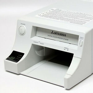 COLOR-Mitsubishi-CP30DW-Ultrasound-Endoscopy-Printer-Thermal-Digital-Printing