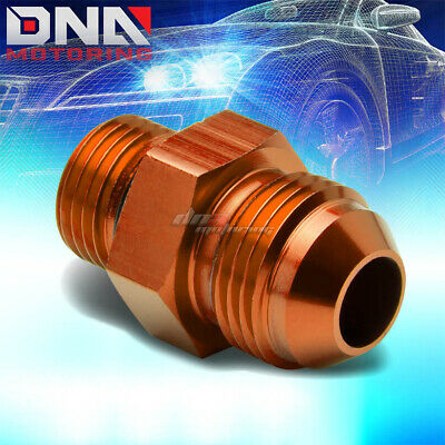 8AN AN8 M16*1.5 OIL//FUEL LINE HOSE END//GAUGE MALE//FEMALE UNION FITTING ADAPTOR