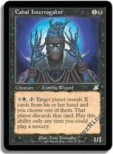 EX Cabal interrogator vo-mtg magic