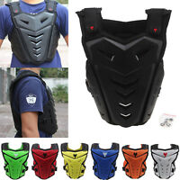 Adjustable Cycling Bicycle Off Road Motocross Body Armor Protection Vest Gear
