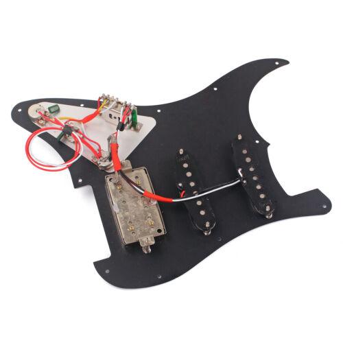 3 Ply SSH Loaded Prewired Pickguard Tonabnehmer mit Schrauben für