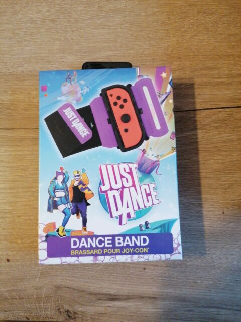 JUST DANCE  NINTENDO SWITCH  NEUF dance band brassard pour joy con