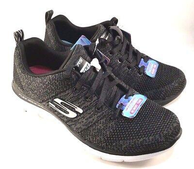 Skechers 12756 Black/Charcoal Air