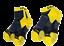 Karakal-Model-034-X4-034-Ankle-or-Trainer-Sports-Socks-Tennis-Badminton-Squash thumbnail 5
