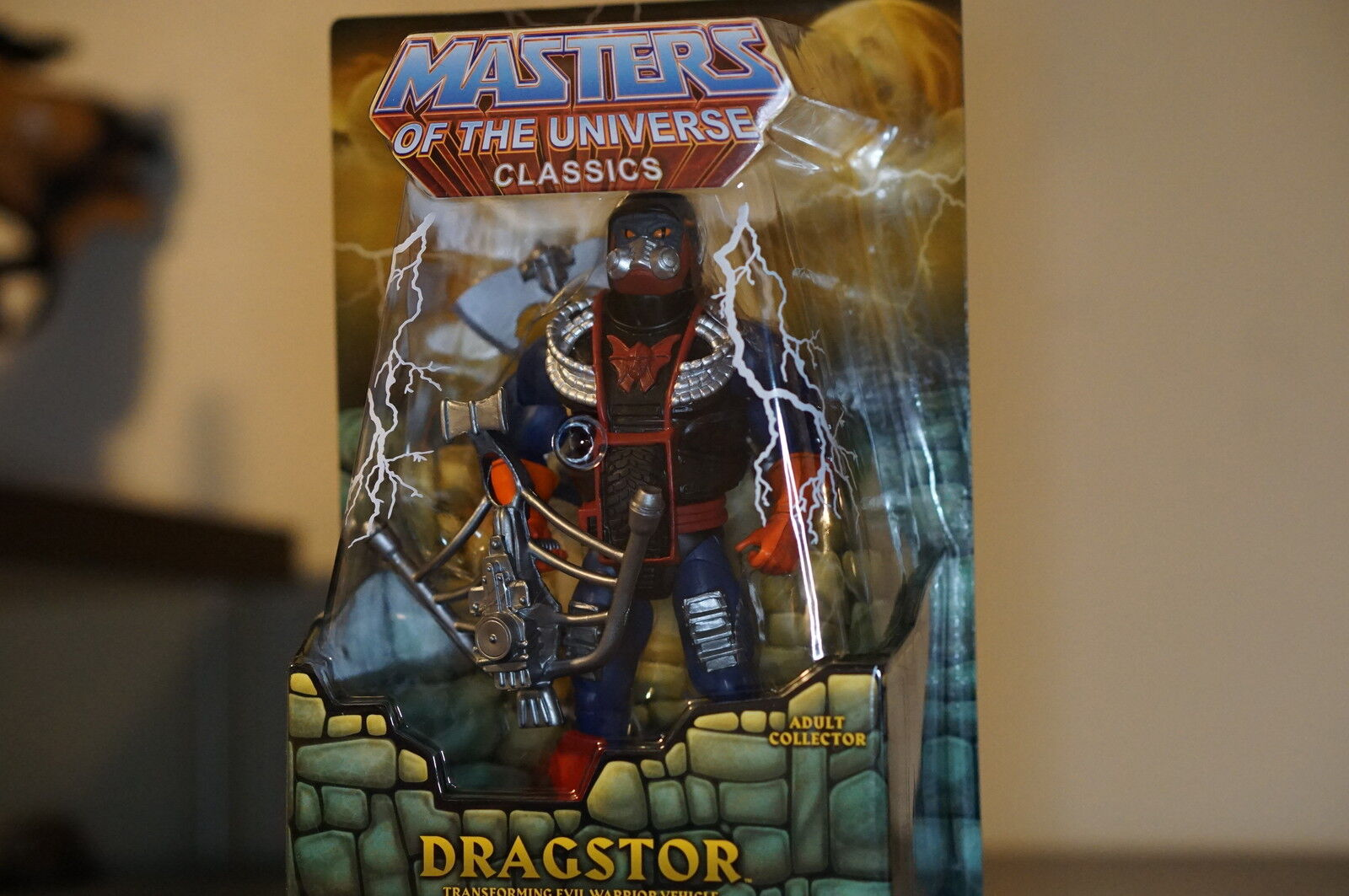 MOTU MOTUC Masters of the Universe Classic Dragstor New Rare