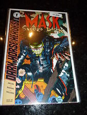 THE MASK Comic - No 3 - Date 03/1995 - Dark Horse Comic 's
