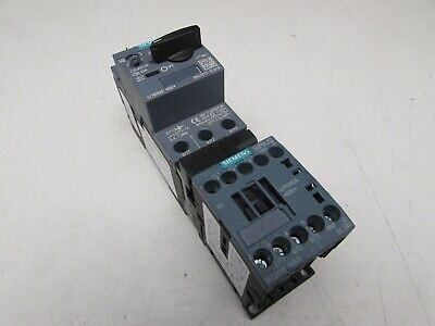Siemens SCE1334-1MJ 1.5HP @ 460V 16A Self-Protected Combination Motor Controller
