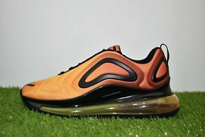 Details about New Nike Air Max 720 Sunset Men's Multi Sizes Total Orange Black AO2924 800