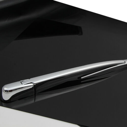 For Subaru Outback 2015-2019 Chrome Rear tail Window Rain Wipers Cover Trim