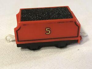 Vintage-Track-Master-James-Coal-Tender-Thomas-The-Train-Mine-Car-2009