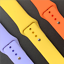 thumbnail 4 - Silicone Band Strap for Apple Watch Sports Series 7 6 5 4 3 2 1 SE 38/40/42/44