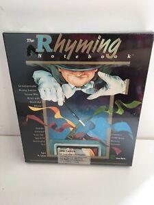 IBM-The-Rhyming-Notebook-1989-First-Byte-IBM-Format-floppy-disk-ULTRA-RARE