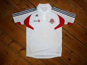 4d965d1b9dde3e Toronto FC football SHIRT POLO small soccer jersey CAMISETA MAILLOT ...