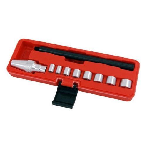 Aligner Set 10 piece Universal Clutch Alignment Tool Set with 9 Adaptors