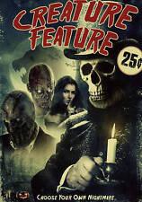 Creature Feature (DVD, 2016) SKU 4111
