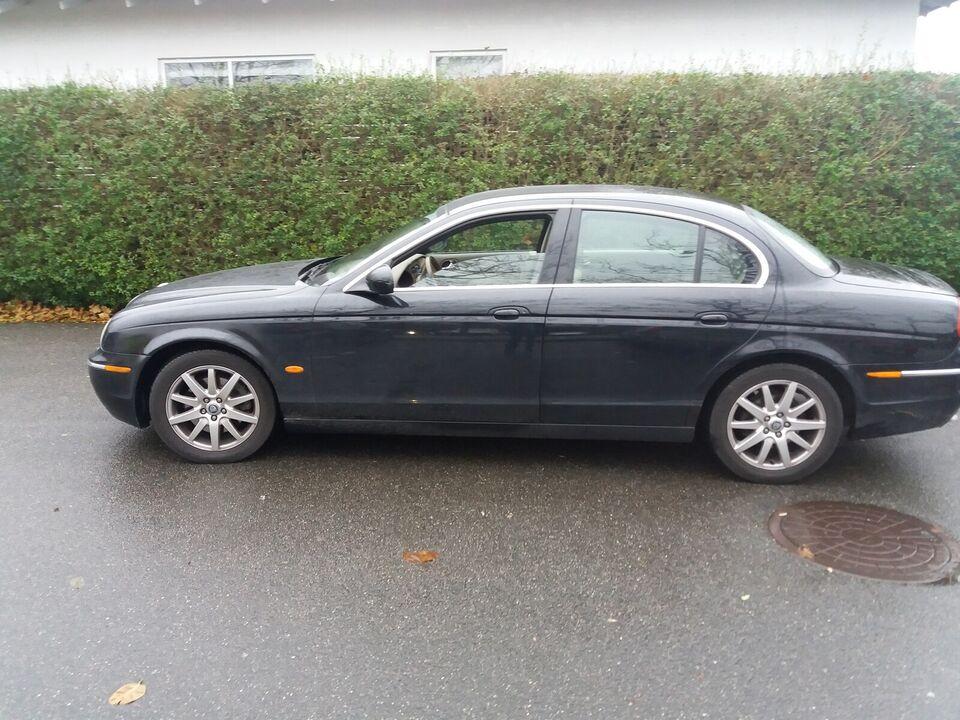 Jaguar S-Type, 2,7 D V6 Executive aut., Diesel