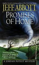 Promises of Home Abbott, Jeff Mass Market Paperback